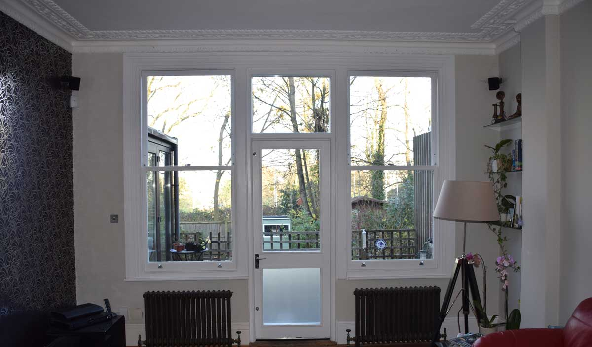 Bespoke Door Windows in London